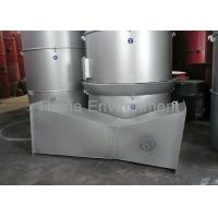 Buy cheap High Efficiency Wet Cyclonic Spray Scrubber SO2 Removal Desulphurization Treatment from wholesalers