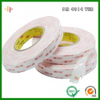 Buy cheap 3M4914-25VHB strong double-sided Tape _ 3M4914 Series White Acrylic foam Tape product