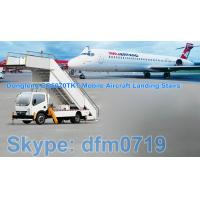 Buy cheap 150HP Dongfeng Electric EQ5070TKT Mobile Aircraft Landing Stairs from wholesalers