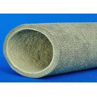 Buy cheap Carbon Mixture Felt Roller Tube Eco - Friendly Anti - Pull OEM Order product