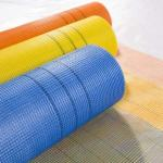 Buy cheap High strength and alkali - proof fiberglass mesh used for construction material from wholesalers