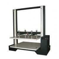 Buy cheap Reliable Measure Precision And High Speed Box Compression Tester Good Parallelism from wholesalers