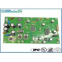 Buy cheap Custom-Made PCB Circuit Board Assembly Electronic ENIG 1.6mm Thickness from wholesalers