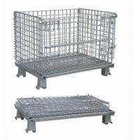 Buy cheap wire mesh storage cage from wholesalers