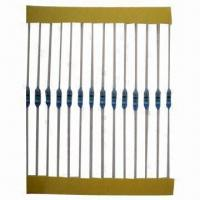 Buy cheap Carbon Resistors with 1/8 to 5W Rated Power from wholesalers