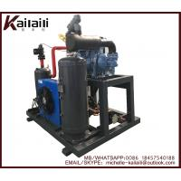 Buy cheap Chinese Manufacturer/Factory Price/  Low Temperature  Single Screw Compressor Condensing Unit from wholesalers