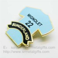 Buy cheap Imitation Cloisonne T-shirt Lapel Pins, Cloisonne Soft Enamel Pins Wholesale, from wholesalers