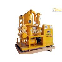 Buy cheap Dielectric Transformer Oil Purification and Vacuum Oil Processing System Model ZYD-50(3000LPH) from wholesalers