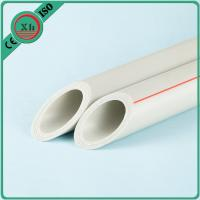Buy cheap Pressure PN25 PPR Aluminum Pipe , Heat Preservation Polypropylene Plastic Pipe from wholesalers