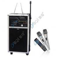 Buy cheap 400W Wireless PA System Portable Amplifier with DVD player product