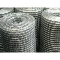 Buy cheap Industrial Galvanized Welded Wire Mesh Fence Iron 8 10 Gauge 2x2 3x3 4x4 6x6 10/10 from wholesalers