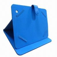 Buy cheap Leather Case for iPad Mini, Kindle Fire and Samsung Galaxy Tab2 from wholesalers