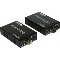 Buy cheap Portable HDMI Fiber Extender 1Km up to 4K UHD supports Bi-directional Infrared control and RS232 product