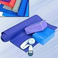 Buy cheap Skidproof PVC Yoga Mats in Assorted Colors from wholesalers