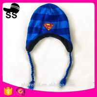 Buy cheap 2017 new style YIWU 16*17cm 107g 100% Polyester Animal Beanies cap Monste Critter Pokemon Winter earflap hats from wholesalers