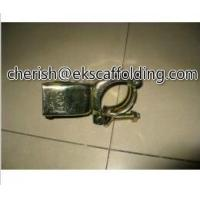 Buy cheap JIS Double Coupler pressed clamp scaffolding coupler from wholesalers