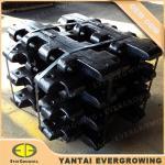 Buy cheap Track Shoe Plates For Link Belt LS218 LS278 LS408 LS418 Cranes from wholesalers