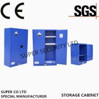 Buy cheap Small Anti-Corrosion Chemical Storage Cabinet , Under Bench Type from wholesalers