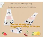 Buy cheap Double Zipper Wholesale Breast Milk Storage Bag,wholesale breast milk storage bag for baby milk storaging bpa free from wholesalers