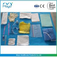 Buy cheap High Quality Disposable Sterile Clean Surgical Delivery Kit/pack from wholesalers