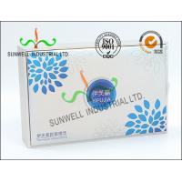 Buy cheap Foil Hot Stamping Custom Printed Corrugated Boxes For Presentation Gift Packaging from wholesalers