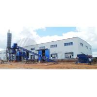 Buy cheap Industrial Concrete Batch Mix Plant 1200KG High Power For Stirring Mill from wholesalers