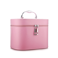Buy cheap Silver Pink Luxury Modella Custom Unique Double Zipper Hard Case from wholesalers