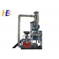 Buy cheap High Capacity Ultra Fine SBR Tire Recycling Machine With 20 - 60 Mesh Powder from wholesalers