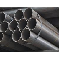 Buy cheap ASTM A53 , A106 HR ERW Piping / Steel ERW Structural Pipe With DIN1626 , 2448 , JIS , BS Standard from wholesalers
