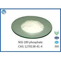 Buy cheap Nsi-189 Phosphate Powder 99%  CAS: 1270138-41-4 Nootropic powder from wholesalers