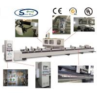Buy cheap Digital Display Aluminium Window Machinery For Profile 3 Axis CNC Machining Center from wholesalers