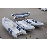 Buy cheap Liya 2.4m-5.2m open floor rib boat fiberglass hulls pvc or hypalon material inflatable boat from wholesalers