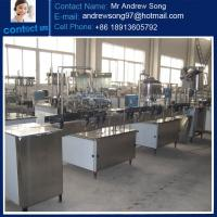 Buy cheap small capacity filling line from wholesalers