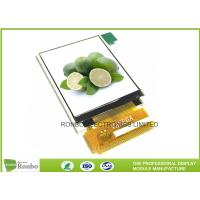 Buy cheap Resistive Touch Panel 2.0 176x220 MCU 16Bit TFT LCD Monitor for POS, Doorbell, Medical from wholesalers