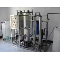 Buy cheap Fully Automatic Water Purification Equipment RO 2.75kw for PET Bottle from wholesalers