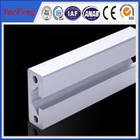 Buy cheap Aluminium extrusion for industrial t slot aluminium profile product