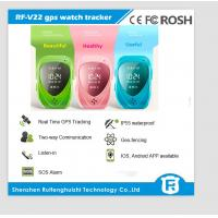 Buy cheap 2015 new product Real-time GPS tracking Kids GPS watch with SOS Function from wholesalers