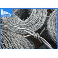 Buy cheap Security Coiled Razor Barbed Wire , Razor Fencing Wire With BV Certification from wholesalers