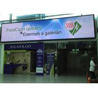 Buy cheap Fixed Installation P4 Indoor LED Advertising Screen for Stage , LED Video Display from wholesalers