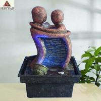Buy cheap Polyresin Min. Fountain W/ LED Light(SY908023) from wholesalers