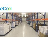 Buy cheap Insulated PUR Panel Cold Room Storage Warehouse -18C ~ -20C For Plastic Packed Frozen Food from wholesalers