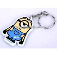Buy cheap Animal shape keychain custom cartoon rabbit keychain for promotional gifts from wholesalers
