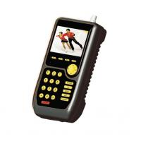 Buy cheap Satellite Finder DH-8000 with constellation diagram function, 3.5 inch TFT LCD TV display product