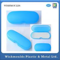 Buy cheap High Precision Multi Cavity Injection Molding For Glasses Case / Glasses Box product