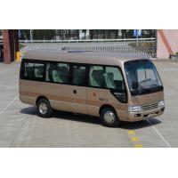 Buy cheap 7.00-16 Tire 10 Passenger Van All Metal Type Luxury Bus Coach Vehicle from wholesalers