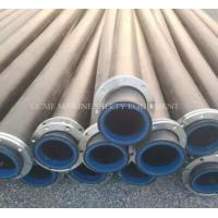 Buy cheap flanged HDPE dredge pipes for  dredging from wholesalers