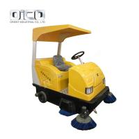 Buy cheap I800 Automatic Ride on Floor Sweeper Type Road Dust Cleaning Machine Battery Operated from wholesalers