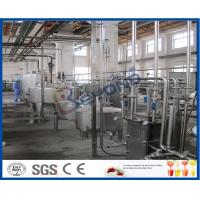 Buy cheap 2000LPH set Yoghurt Procesing Equipment, yoghurt fermentation machine  With Plastic cups package product
