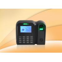 Buy cheap Biometric Timeclocks Wireless Fingerprint Time Attendance System Embedded Web Server from wholesalers