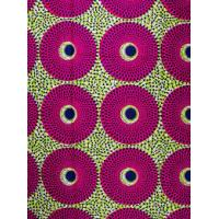 Buy cheap 100% COTTON imitation wax printed fabric for AFRICA from wholesalers